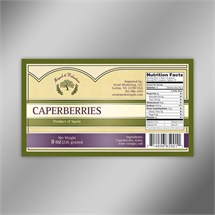 Miguel And Valentino / Label Caperberries